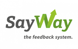 SayWay - the feedback system - Kooperationspartner des Rehasport Vereins RehaVitalisPlus e.V.
