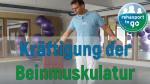 Kräftigung der Beinmuskulatur