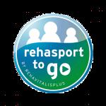 Rehasport to Go Logo