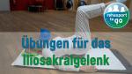 Übungen für Iliosakralgelenk