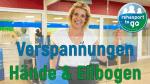 Verspannungen Hände, Ellbogen & Schulter