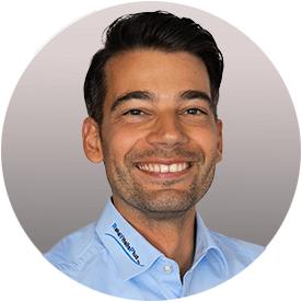Dominic Krutz Vertrieb, Qualitätsmanagement und Schulungen
